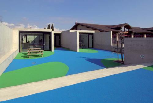 Ecole du Pré-du-Camp, Espace parascolaire
