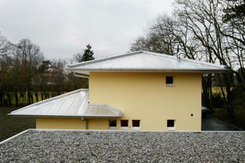 Villa individuelle, Chêne-Bougeries