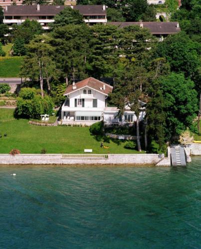 Villa mitoyenne au bord du lac, Coppet