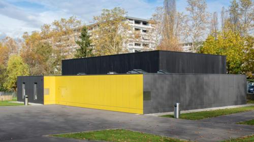 Centre récréatif Villa Tacchini